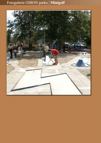 Gibon Park - jednodenní až třídenní školní výlet - MŠ, ZŠ, SŠ