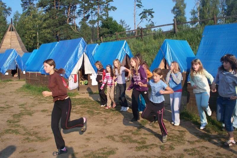 Westernové městečko Šiklův Mlýn - Letní westernový tábor