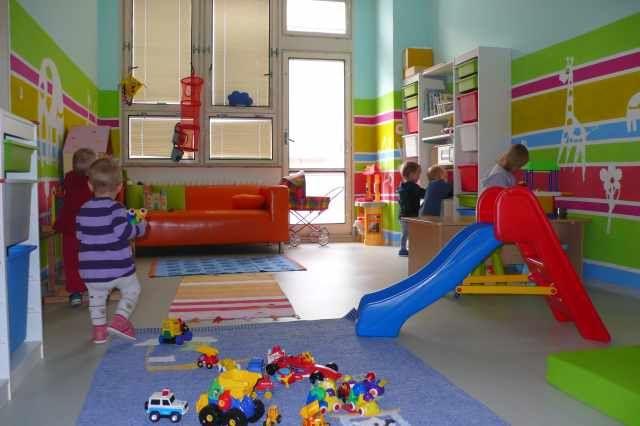 Mateřské centrum - MC Sedmikráska