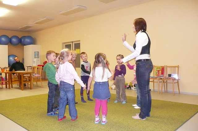 MC Sedmikráska Brno - Angličtina pro děti