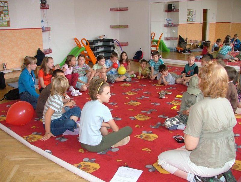 DDM Blansko - Letní příměstské tábory