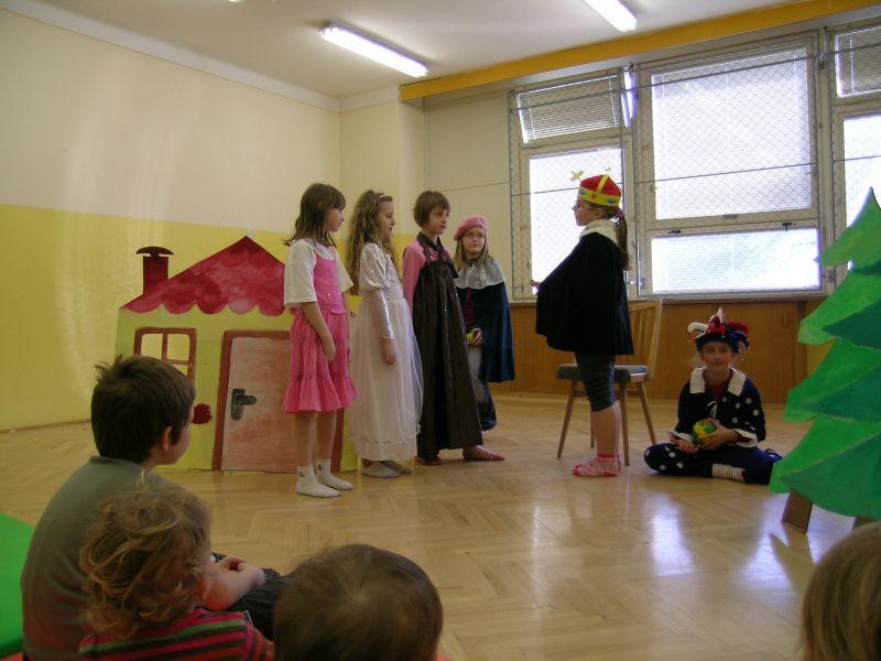 Mateřské centrum - MC Kapřík