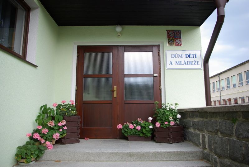 Dům dětí a mládeže - DDM Blatná