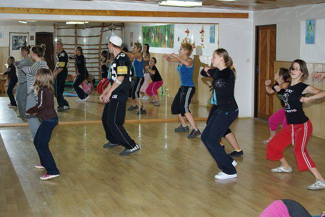 DDM Blatná - Aerobic, Pilates, Fitness, Balanční cvičení