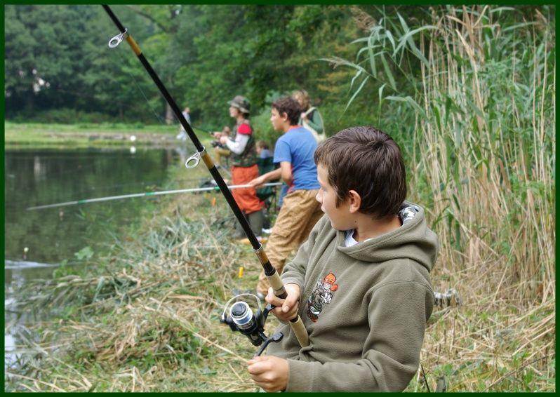 DDM Blatná - Rybářský kroužek