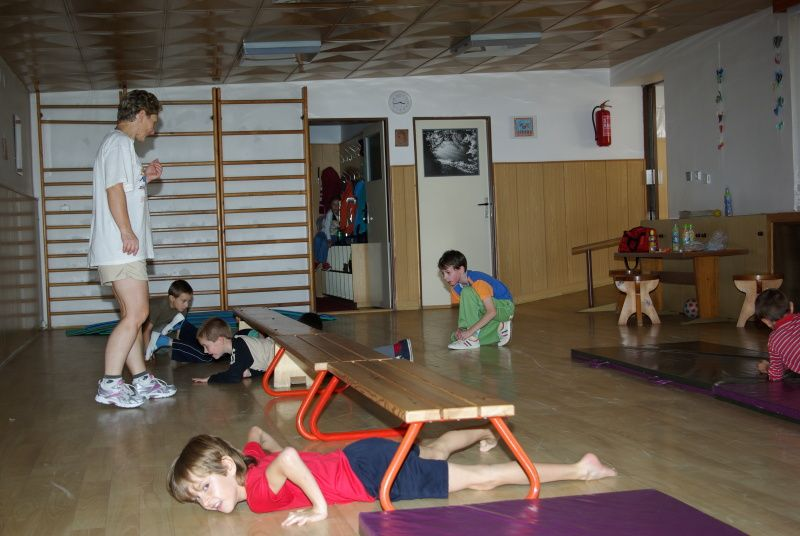 DDM Blatná - Sportovky pro kluky a holky