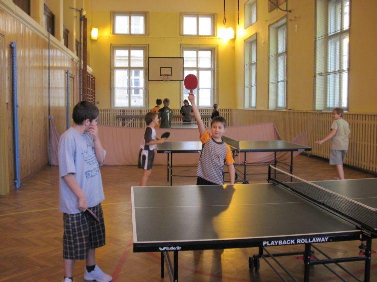 DDM Blatná - Stolní tenis