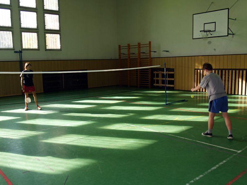 DDM Bohumín - pronájem tělocvičny