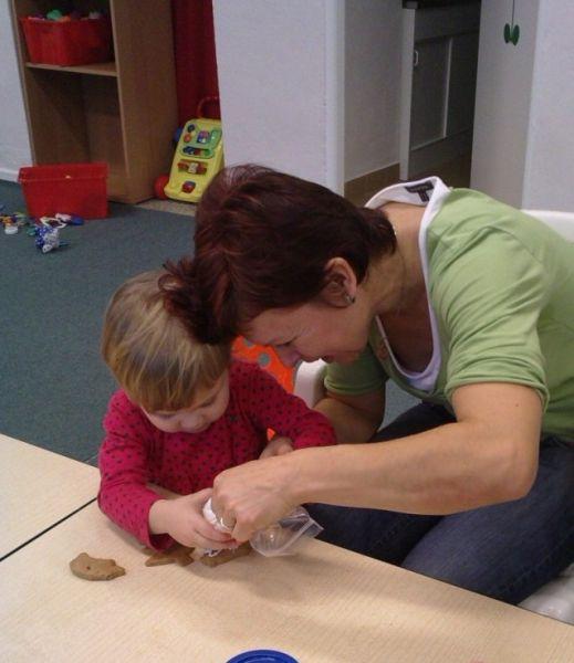RC Slůně Bohumín - Tvůrčí dílnička rodičů s dětmi