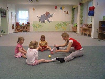 RC Slůně Bohumín - Tanečky pro neposedné dětičky od 3,5 let