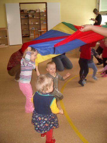 Montessori dětské centrum - Sluníčko dětem Vinohrady Brno