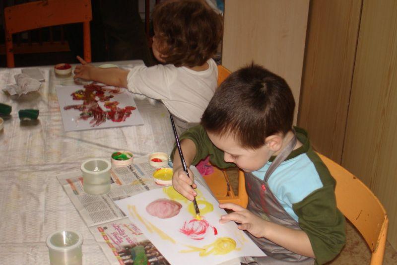 Montessori dětské centrum - Sluníčko dětem Vinohrady