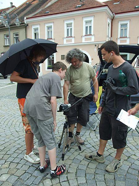 SVČ Brno - Lávka - Filmový kroužek