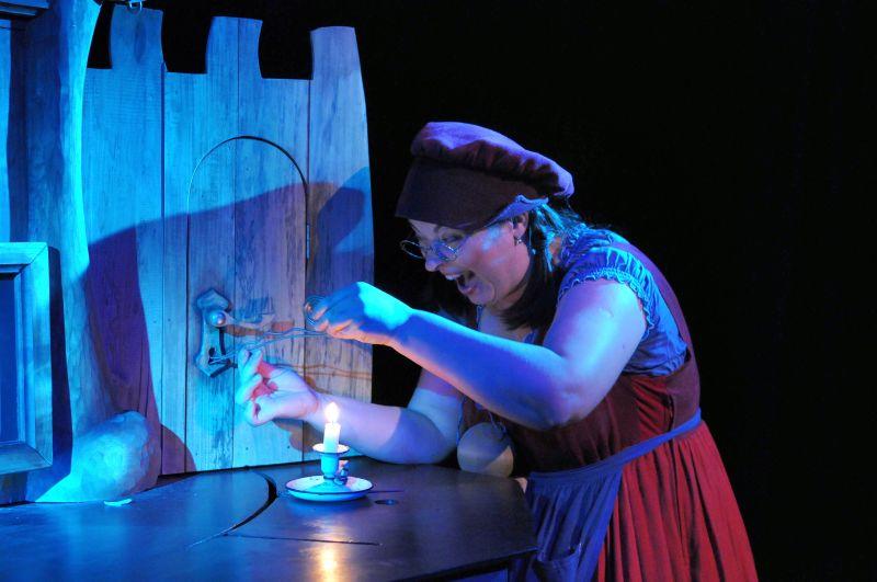 Divadlo Alfa - Pohádka z kouzelného mlýnku