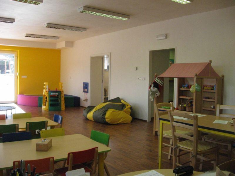 Mateřské centrum - MC Pampeliška
