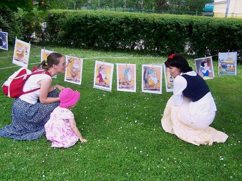 KDM Benátky nad Jizerou - Pohádkový dětský den