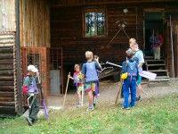 Dům dětí a mládeže - DDM Rybní Důl - loděnice