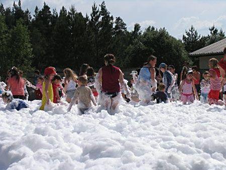DDM Horní Bříza - Den dětí