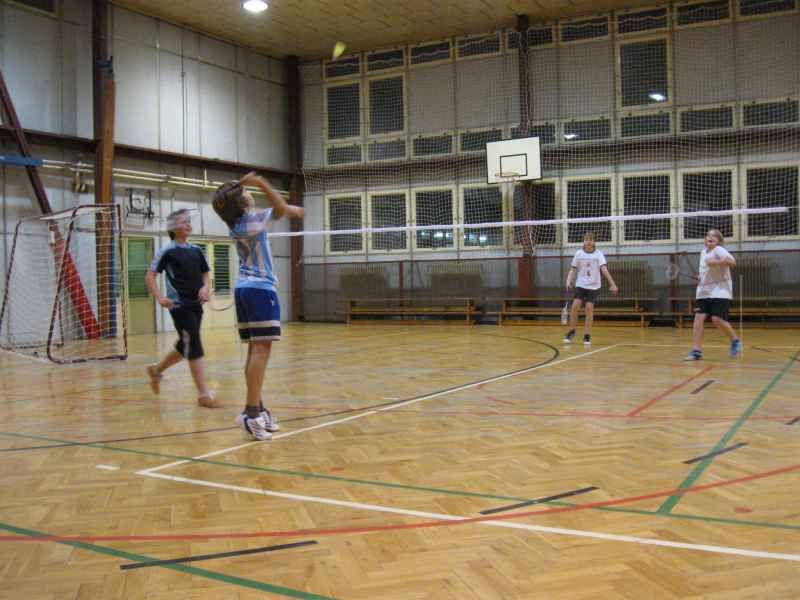 DDM Horažďovice - Badminton