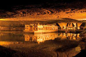 Salzwelten Hallein - Solný důl Hallein Rakousko
