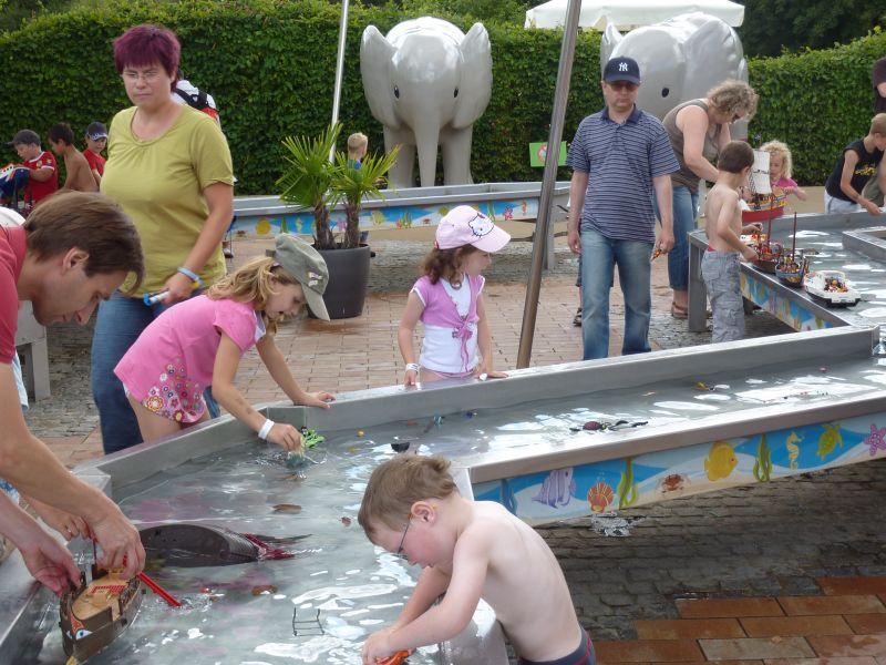 Playmobil Fun Park Německo (Zirndorf)