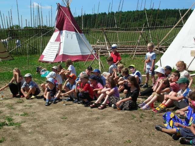 FORT HARY - Celodenní program pro školní výlet