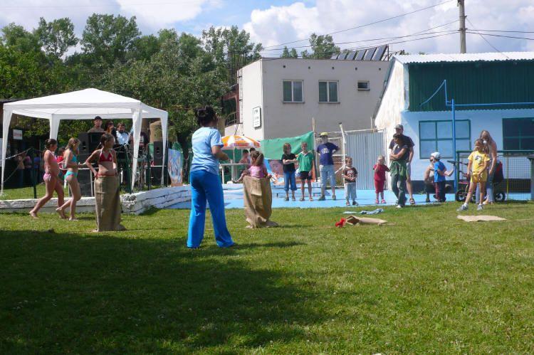 DDM Bojkovice - oslava Dne dětí