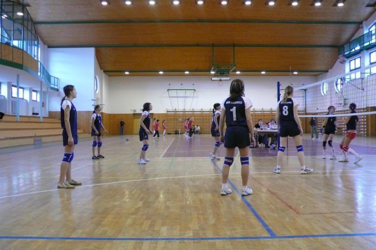 DDM Bojkovice - Volejbal dívky