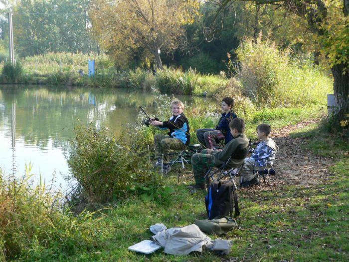 DDM Bojkovice - Rybáři