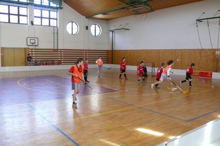 DDM Bojkovice - Florbal