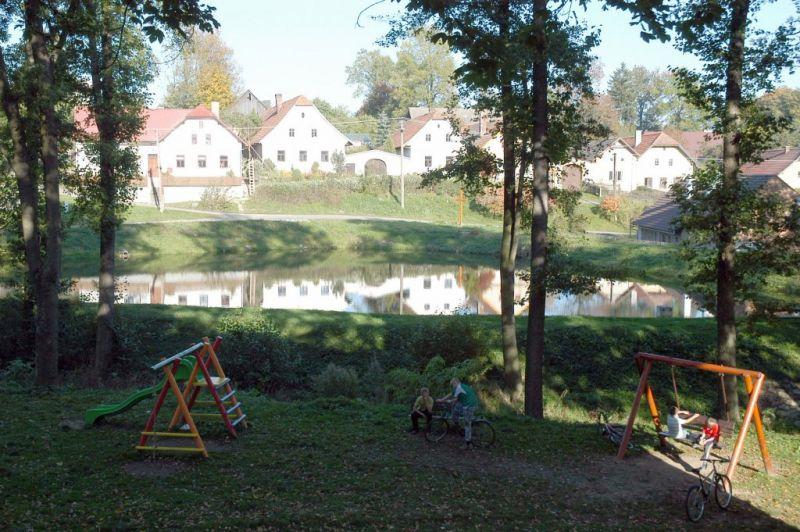 Táborová základna Olešná