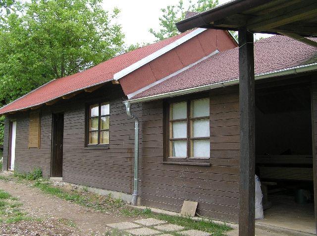 Táborová základna Železnice