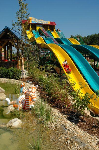 Rodinný pohádkový park u Neziderského jezera - Rakousko