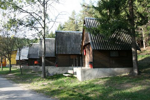 Centrum Baldovec - Adrenalinový a horolezecký tábor