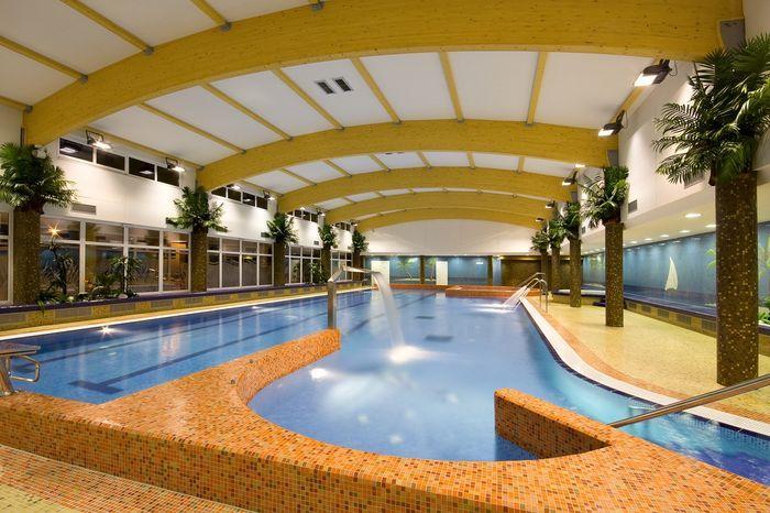 Sportcentrum STEP - Plavecký bazén