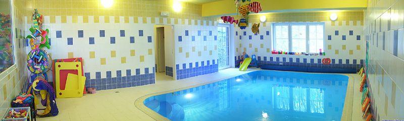 BC Ploutvička Beroun - Plavání dětí od 6. měsíce do 5 let