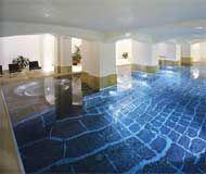 Studio Lodička - Těhotenské plavání - bazén Hotelu BOSCOLO