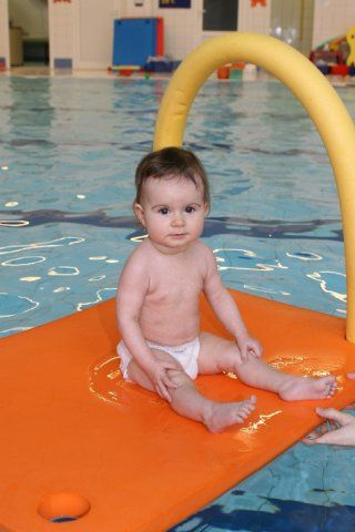 RC Myšák - Plavání dětí v bazénu Neratovice