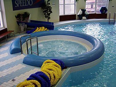 Krytý bazén Neratovice