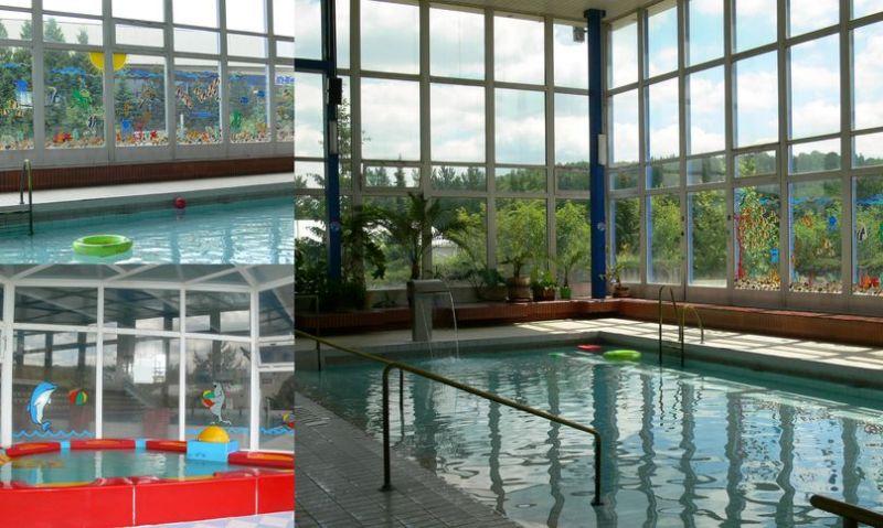 Aquapark Příbram - Plavání rodičů s dětmi