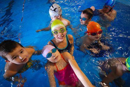 Aquapark Příbram - Výuka plavání pro MŠ, ZŠ, zdokonalovací kurzy - ilustrační foto