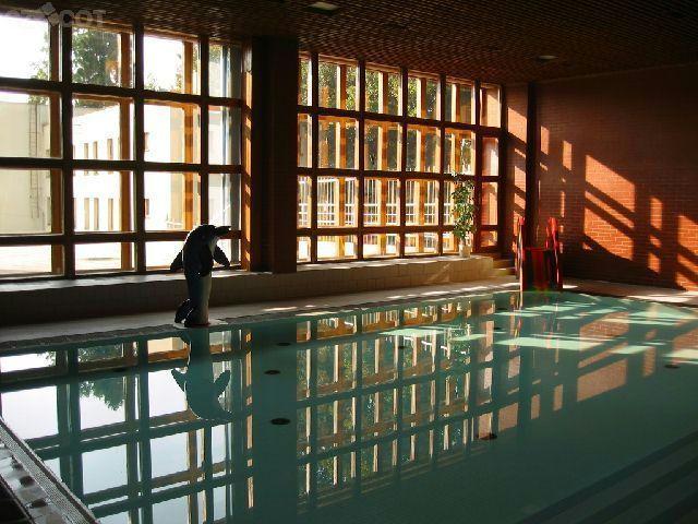 Krytý plavecký bazén Svitavy
