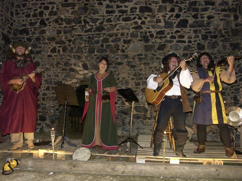 Hrad Radyně - Balada o Radoušovi