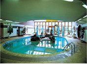 Bazén Club hotelu Praha - Průhonice