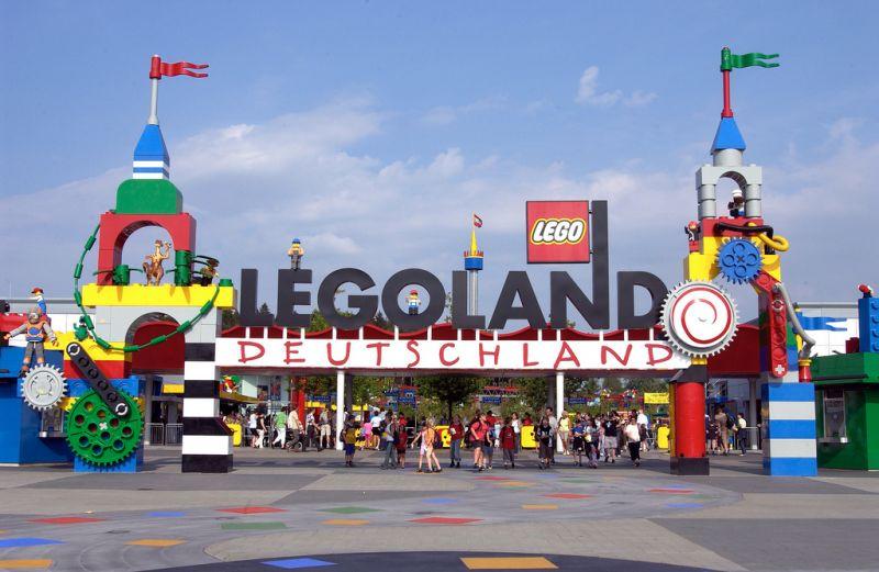 Legoland Günzburg (Německo)