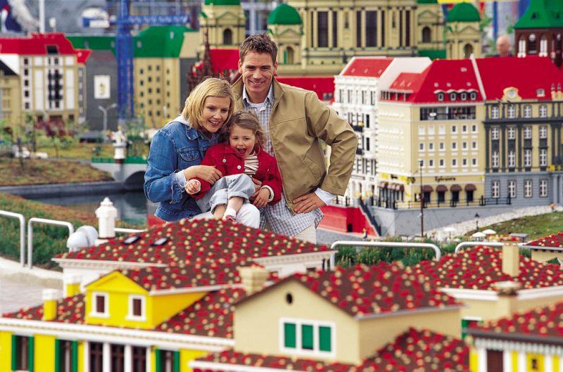 Legoland Německo - Miniland