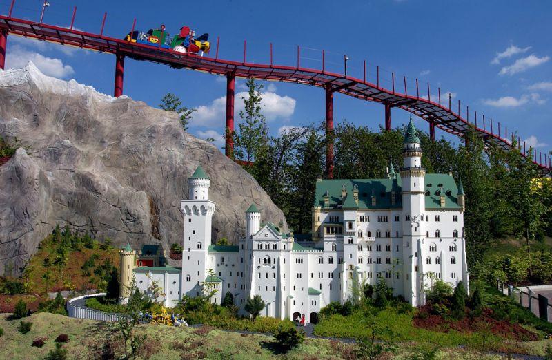 Legoland Allee Německo