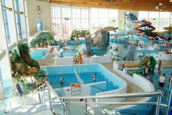 Aquapark Krakov (Polsko) - Park Wodny Krakow