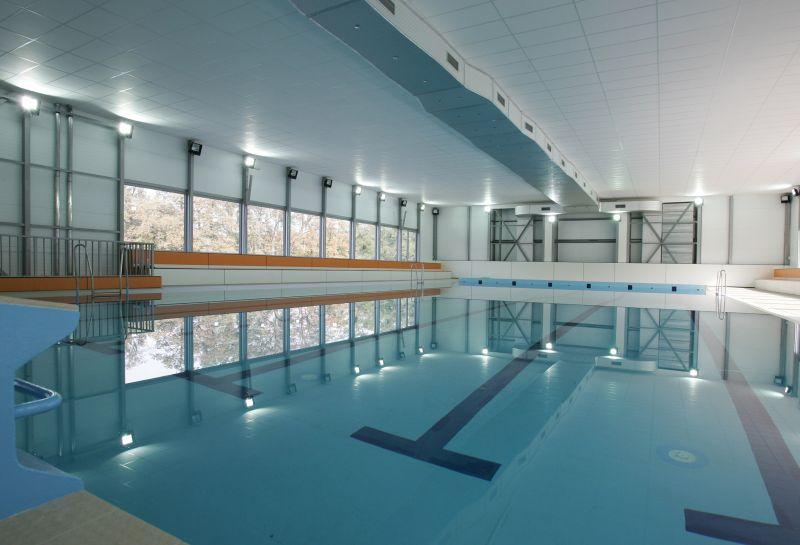 Plavecký bazén Holešovice, Výstaviště - Incheba