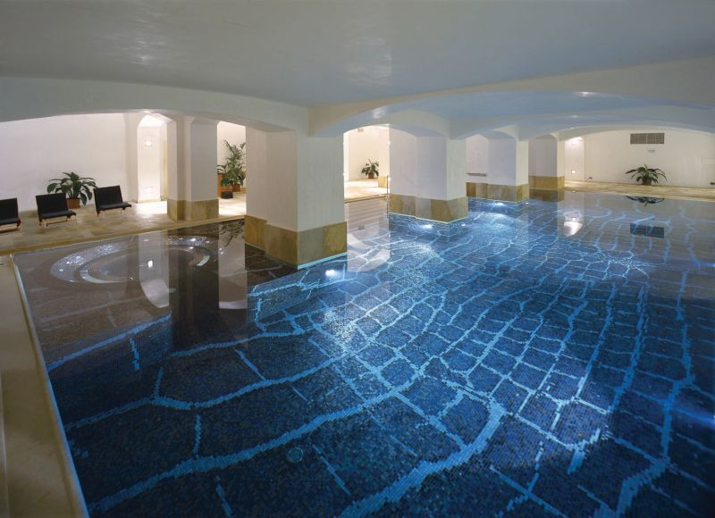 PŠ Activity club - Plavecké kurzy v bazénu Hotelu Boscolo